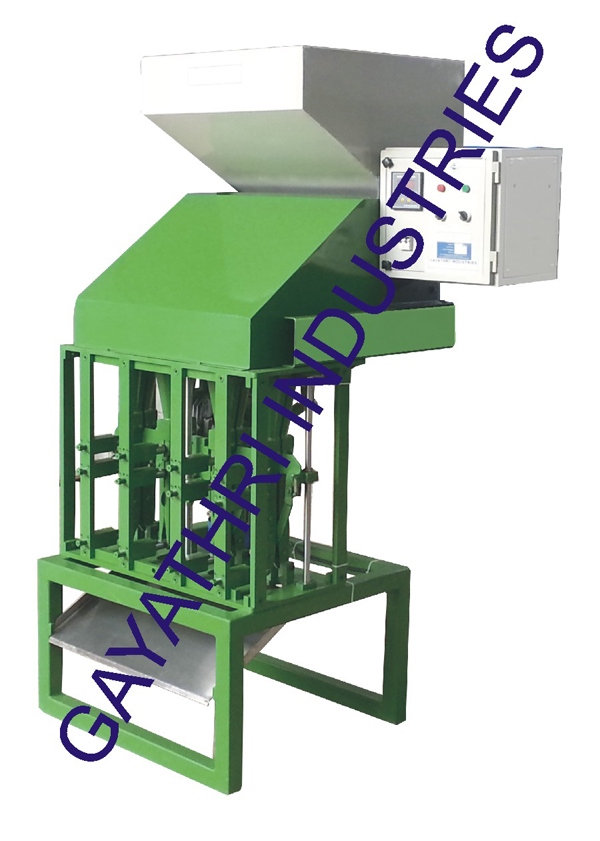 Semi Automatic Shelling Machine 40 kg/hr(nominal capacity)