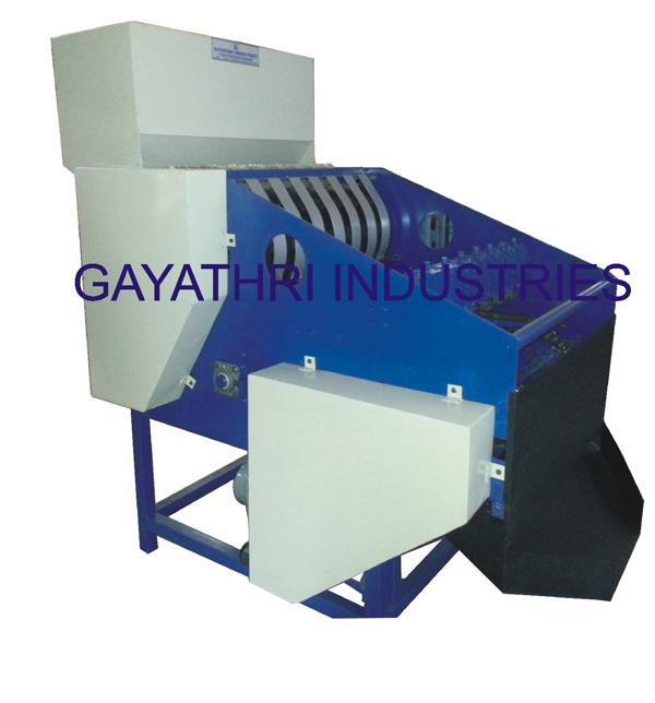 Semi Automatic Shelling Machine 80 kg/hr (nominal capacity)